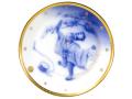 平成28年「申」(さる) 16.5cm干支飾り皿