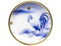 ■予約■ 平成29年「酉」(とり) 16.5cm干支飾り皿