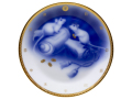 令和2年「子」(ね) 17cm干支飾り皿