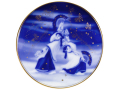 平成28年歌会始「人」 20cm飾り皿