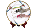 鯉のぼり 20cm飾り皿