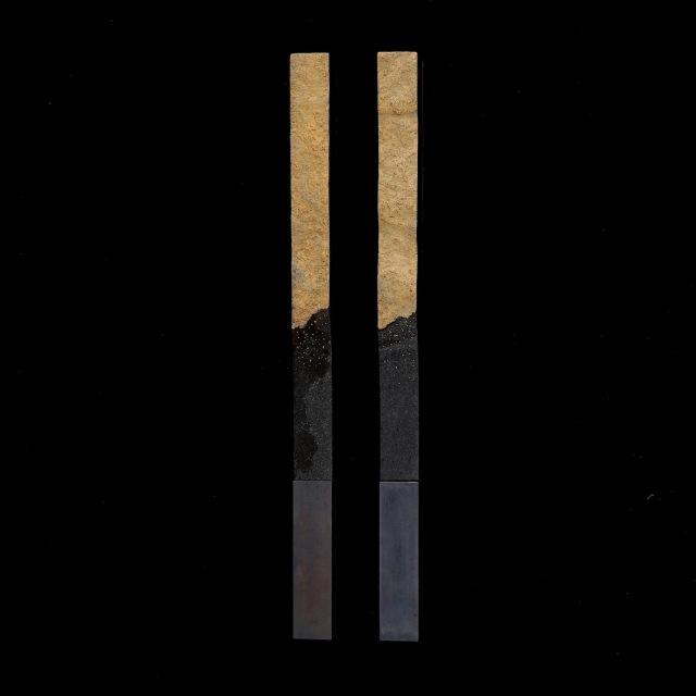 ドアハンドル Door handle T1/ 2本組 (T1TSKN03-04)
