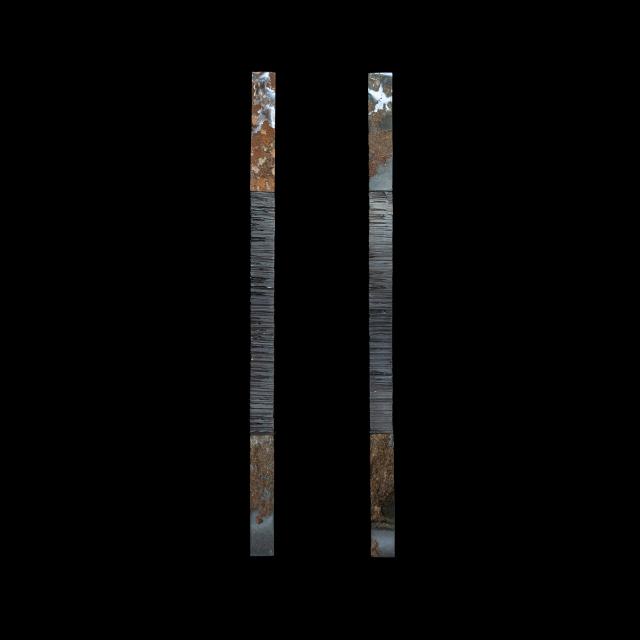 ドアハンドル Door handle T3/ 2本組 (T3OSJX03-04)