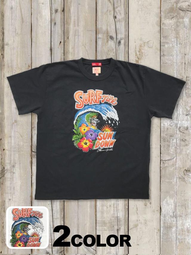 I.M.S.TコラボTシャツ(SURF)