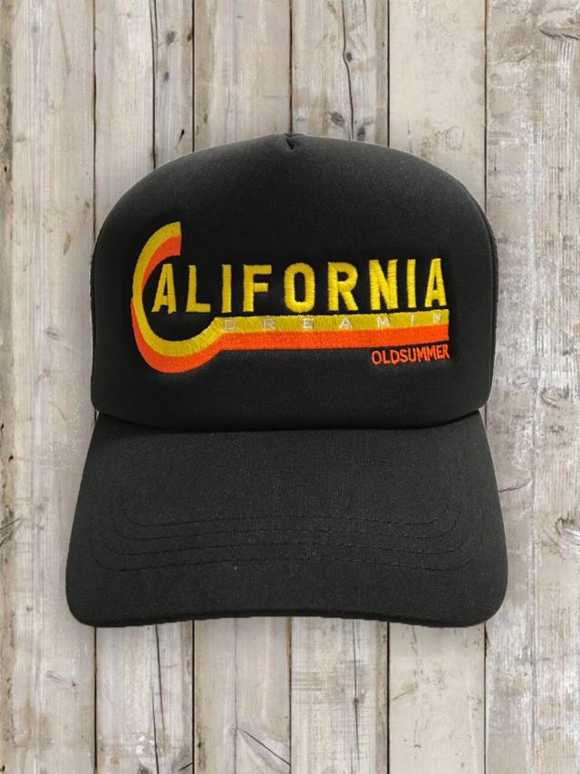 メッシュキャップ(California)