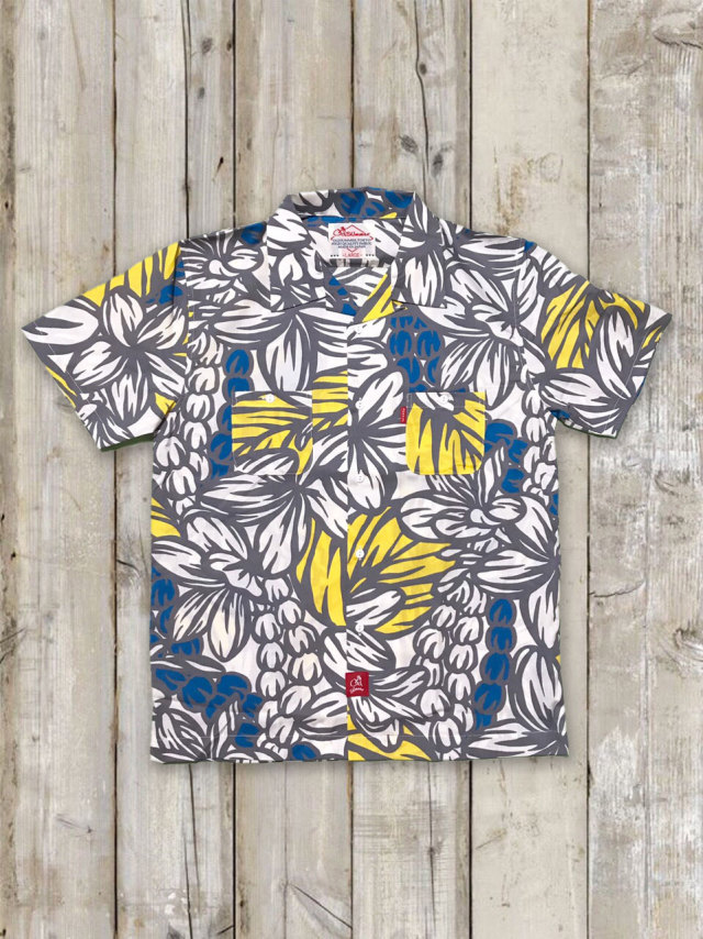 アロカジシャツ(オープンD)
