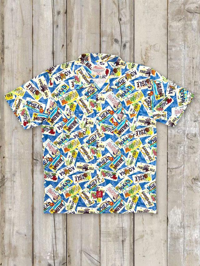 アロカジシャツ(オープンA)