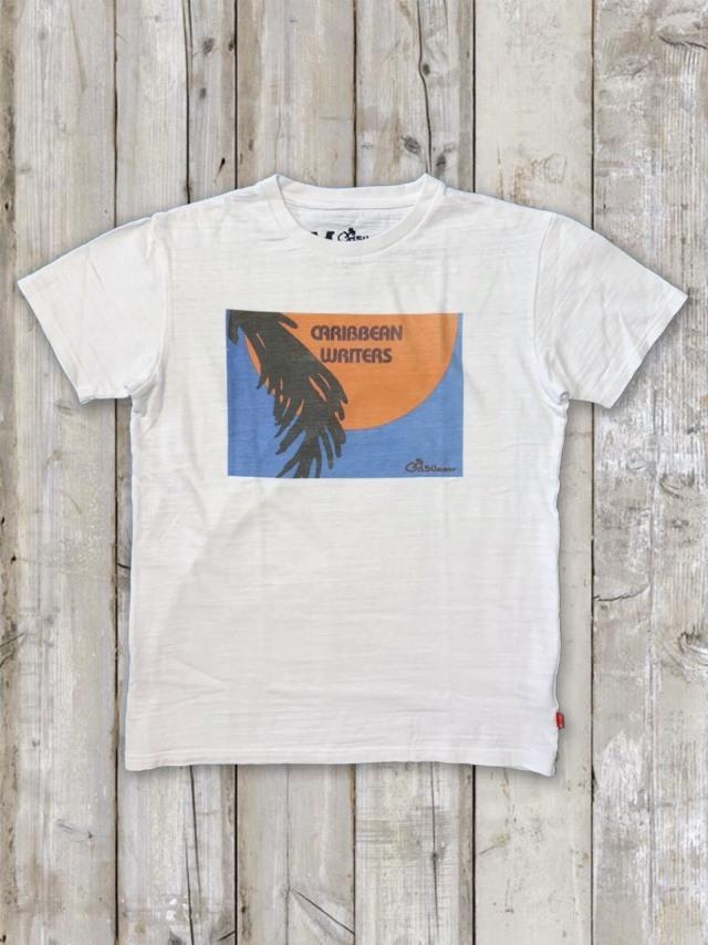 スラブTシャツ(CARIBBEAN WRITERS)