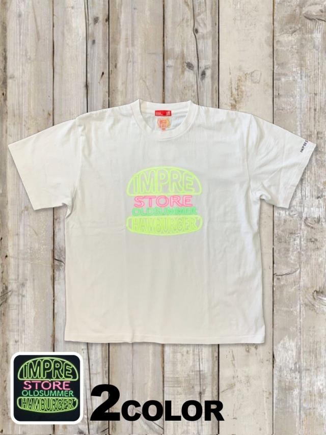I.M.S.TコラボTシャツ(ハンバーガー)