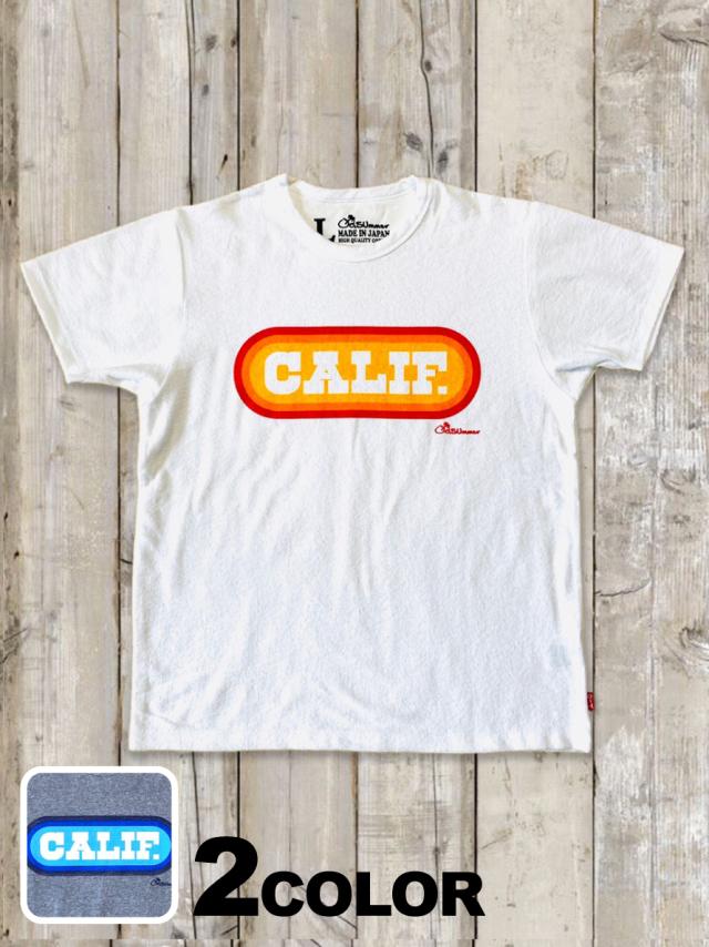 パイル(タオル)Tシャツ(CALIF)