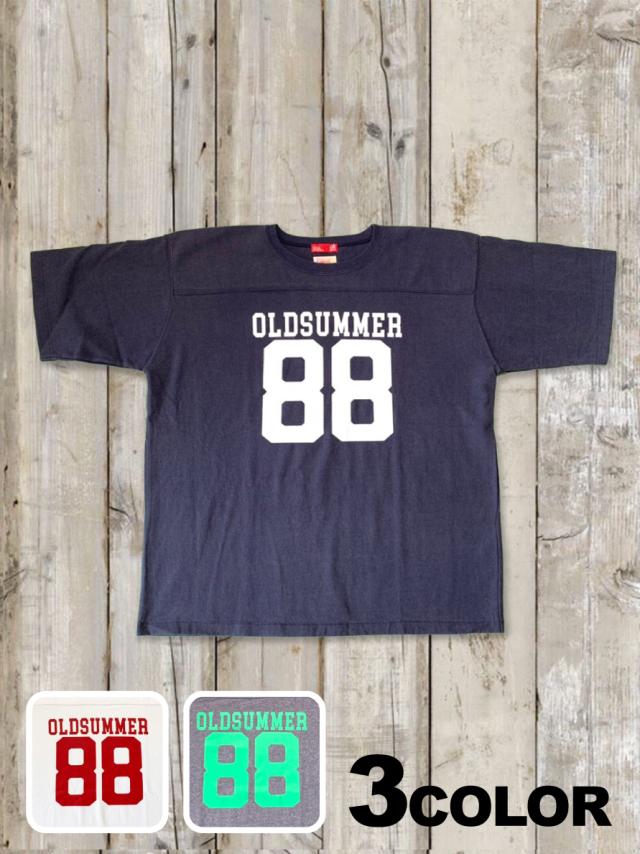 I.M.S.TコラボフットボールTシャツ(88)