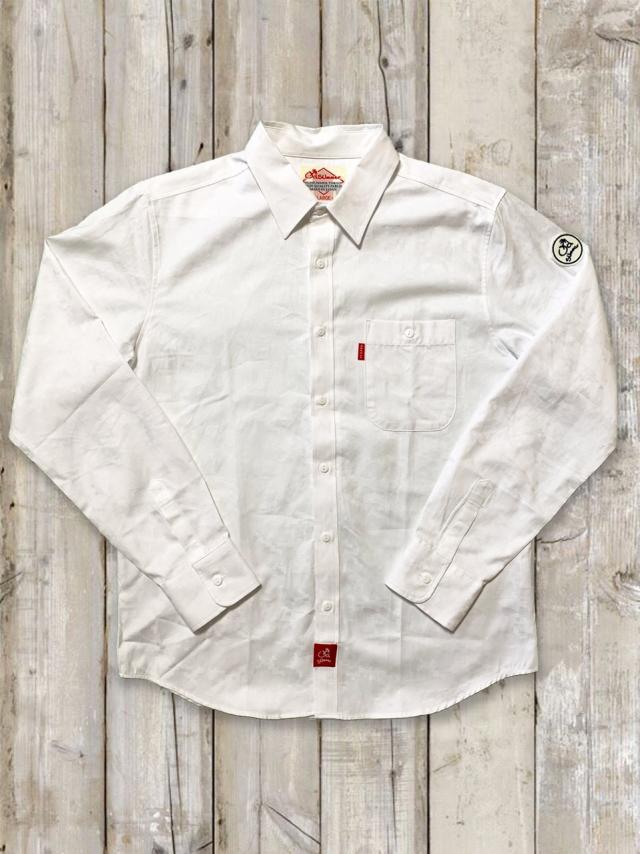 白シャツ(デジタルカモ)