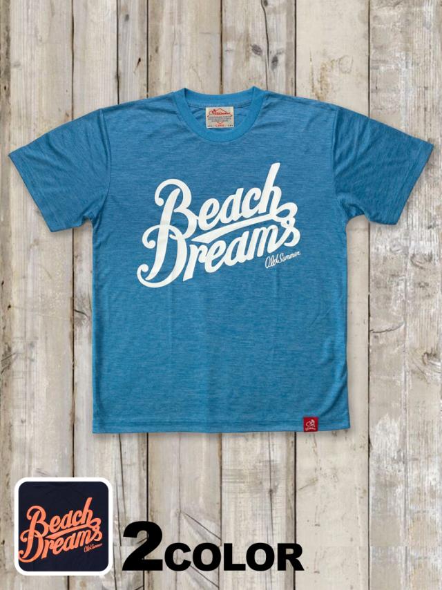 ドライメッシュTシャツ(Beach Dreams)
