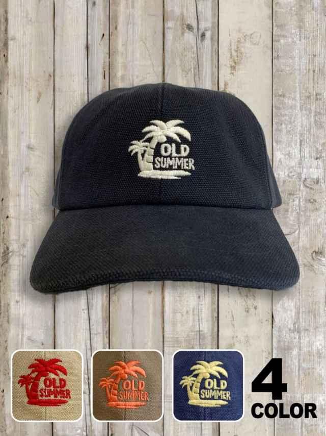 キャンバスキャップ(Palm Tree)