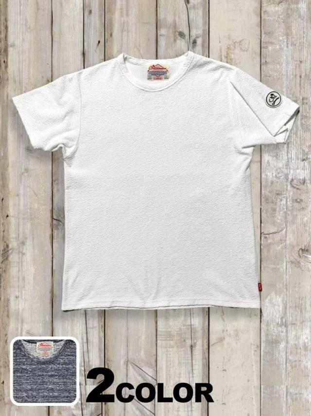 ランダムパイルTシャツ