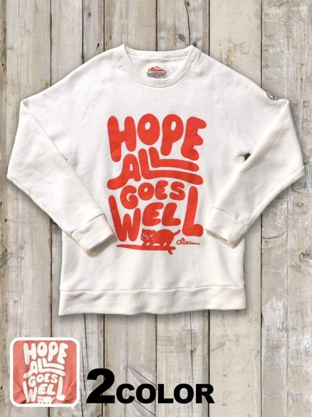 やわらかnepロンT(HOPE ALL GOES WELL)