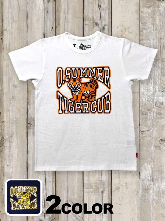 パイル(タオル)Tシャツ(TIGER CUB)