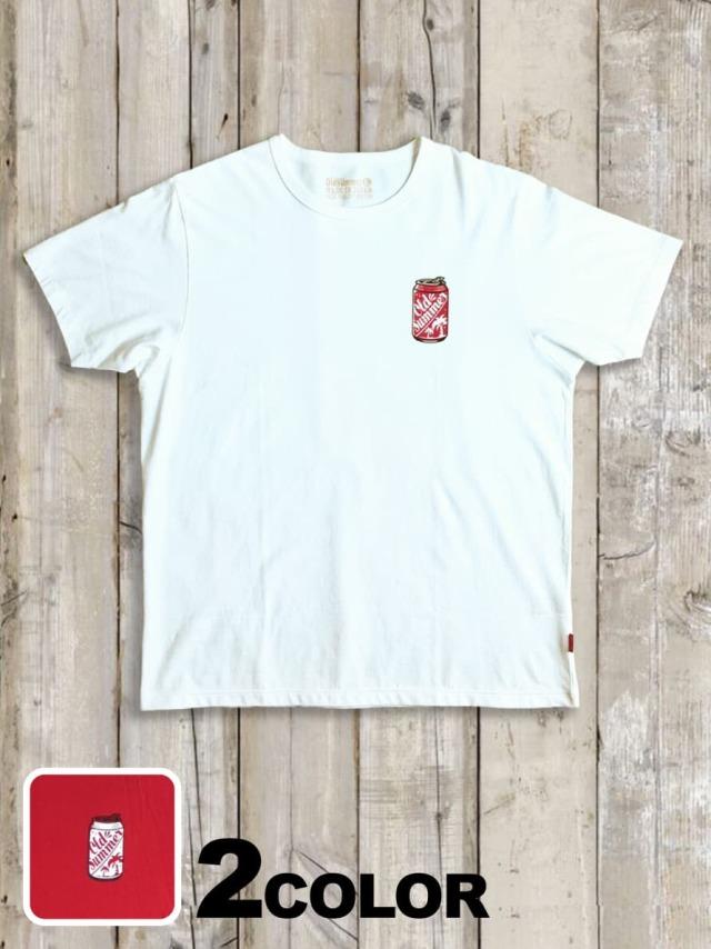 クルーネックTシャツ(CAN JUICE)