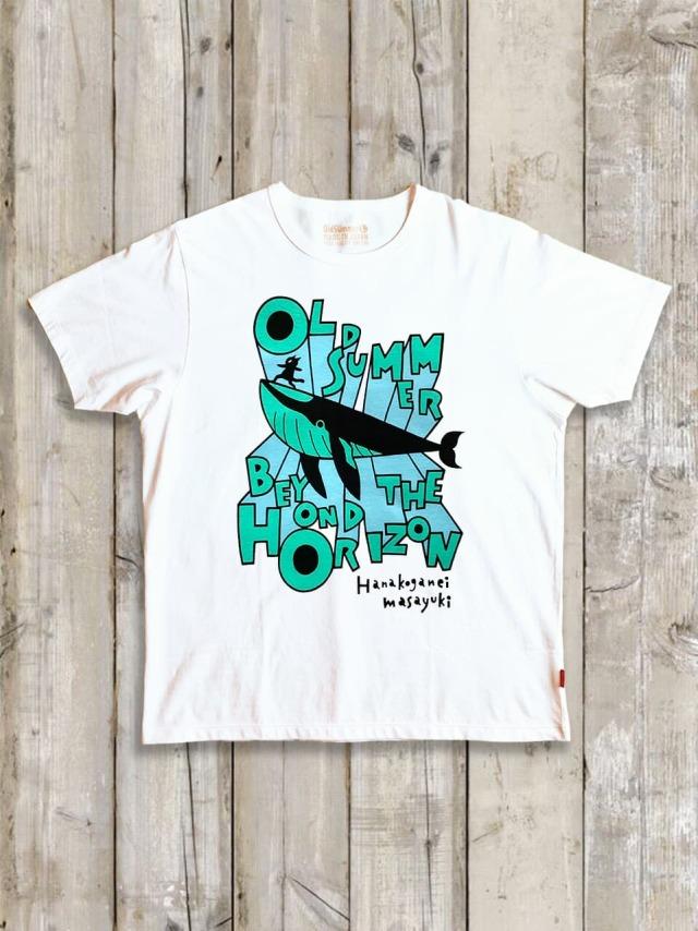 クルーネックTシャツ(BEYOND THE HORIZON)