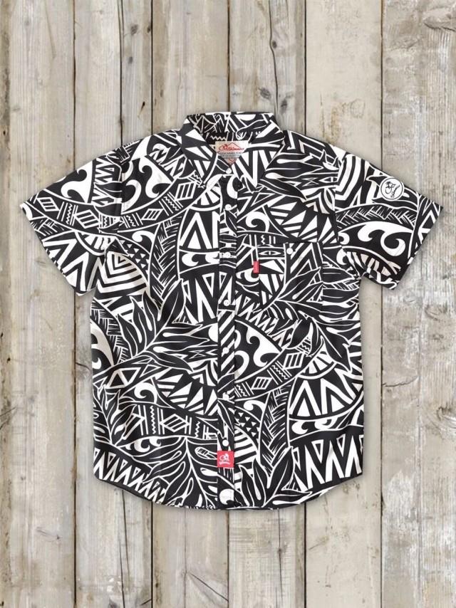 半袖アロカジシャツ(6)