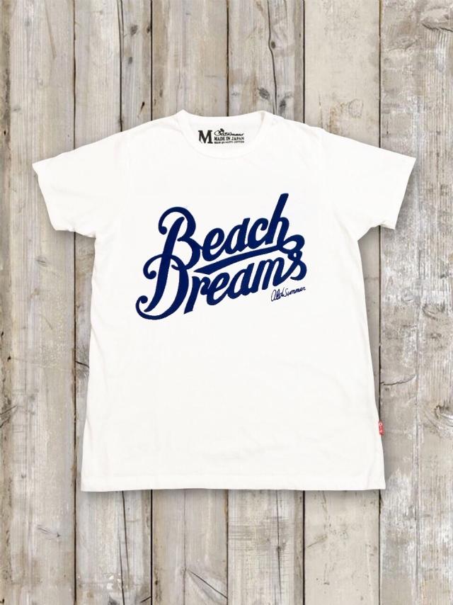 クルーネックTシャツ(Beach Dreams)