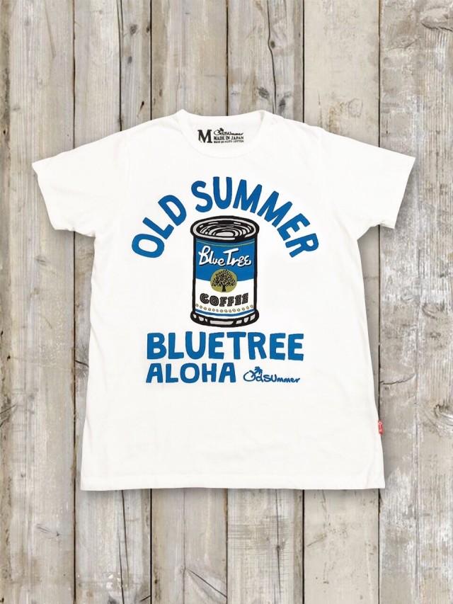 Bluetree Cafe コラボTシャツ