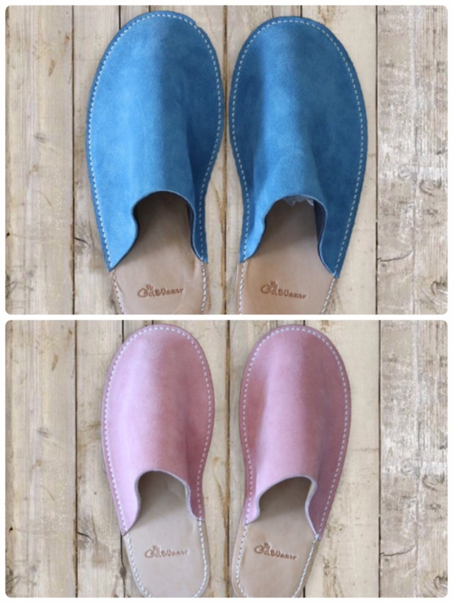 Leather Slippers(レザースリッパ)