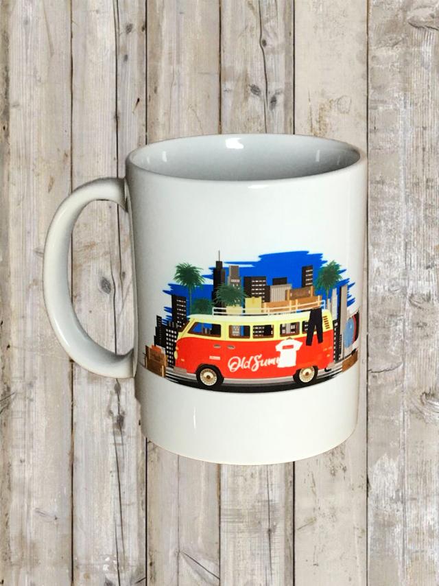 マグカップ(ワゴンバス)