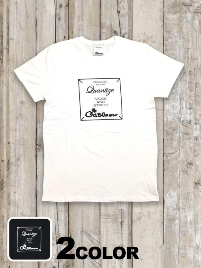 Quantize×オールドサマー コラボTシャツ