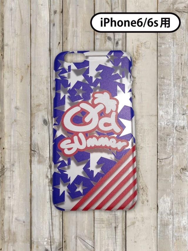スマホケース(星条旗)iPhone6/6s用