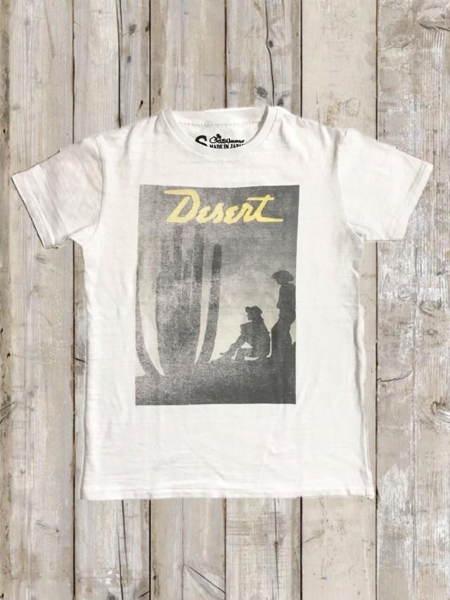 スラブTシャツ(Desert)