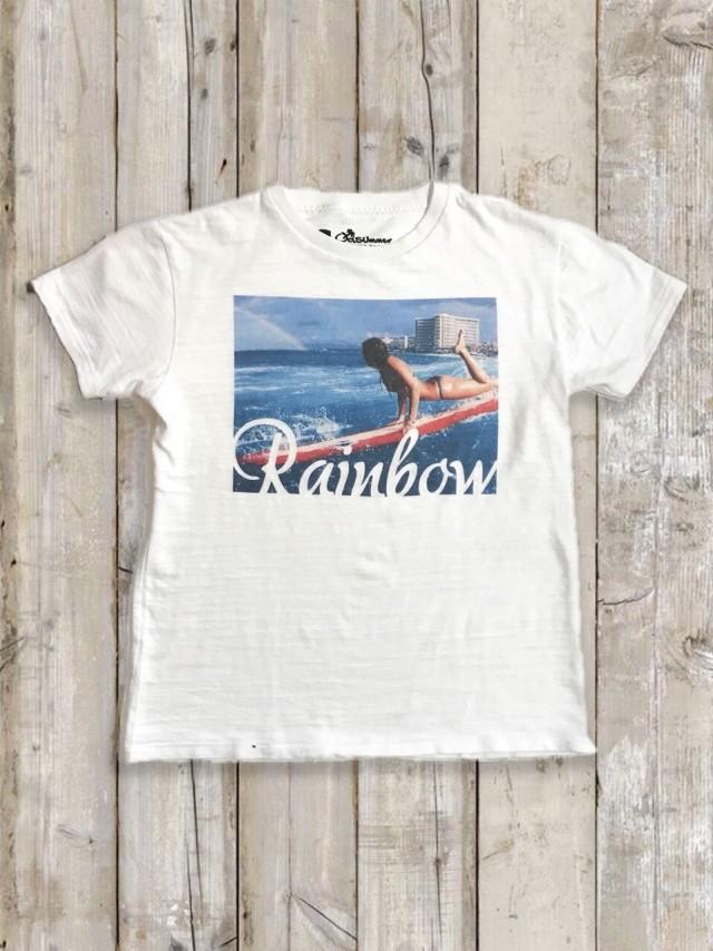 スラブTシャツ(Rainbow)