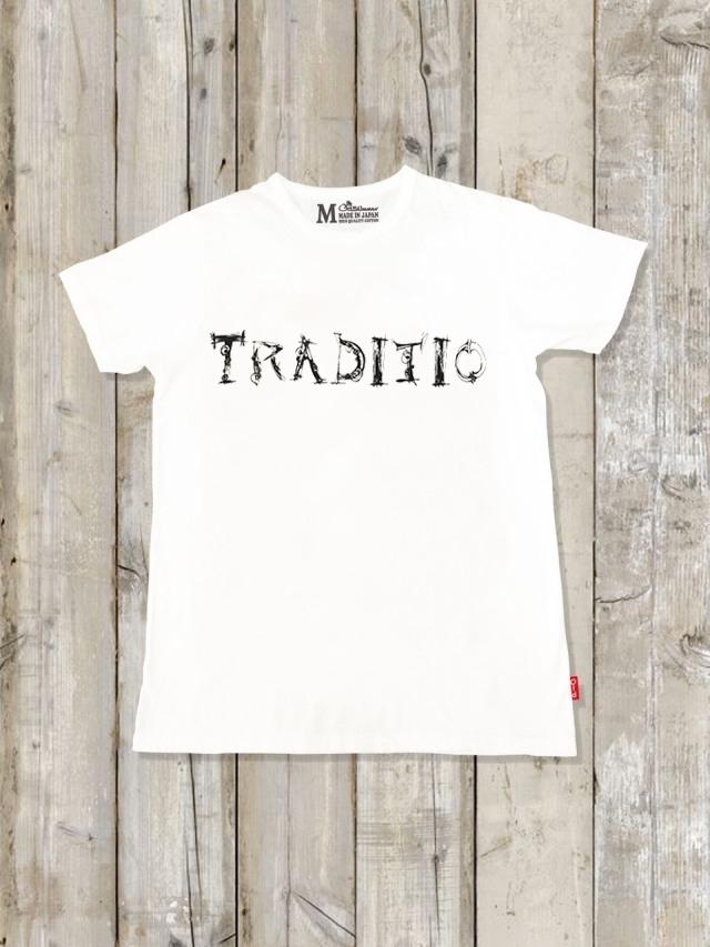 「花田優一」氏 限定コラボTシャツ(TRADITIO)