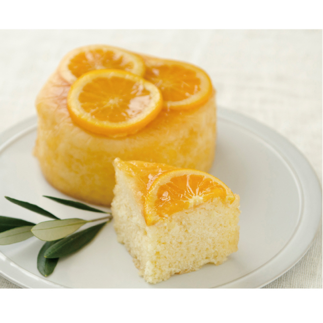 オレンジケーキホール