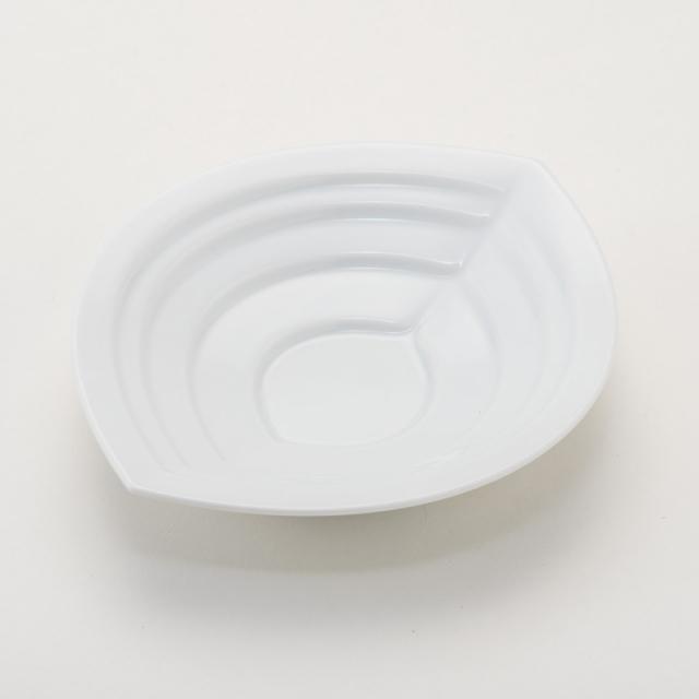 オリーブオイル皿 ホワイト