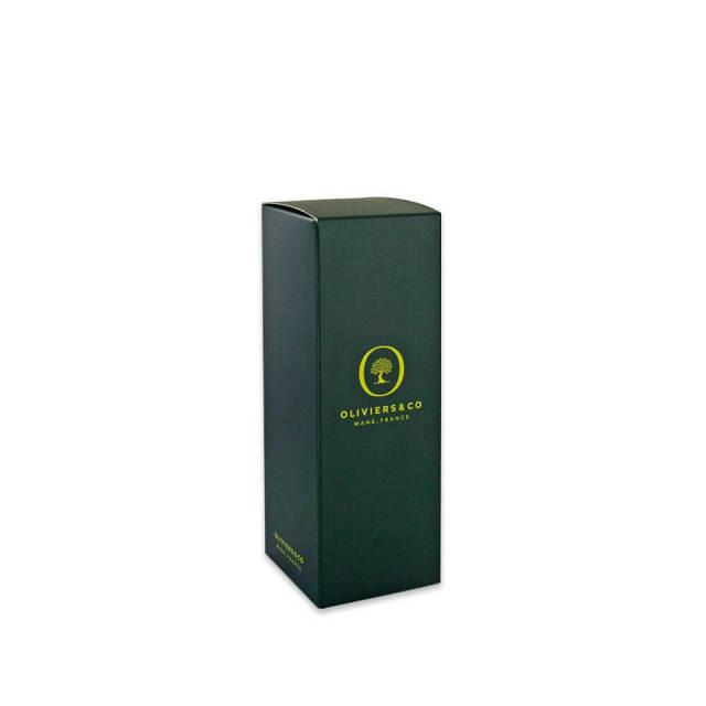 【箱のみ】ギフトボックス(緑) オリーブオイル250ml用