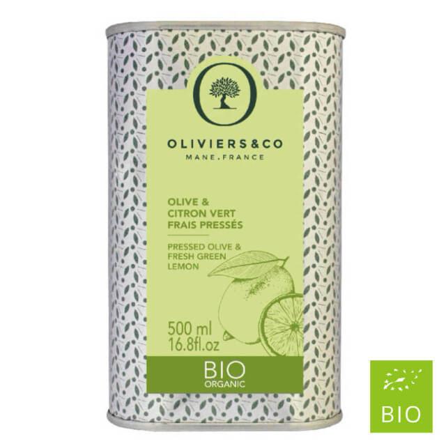 BIO オリーブオイル&フレッシュグリーンレモン 500ml