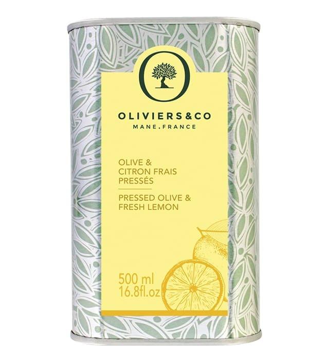 オリーブオイル&フレッシュレモン 500ml