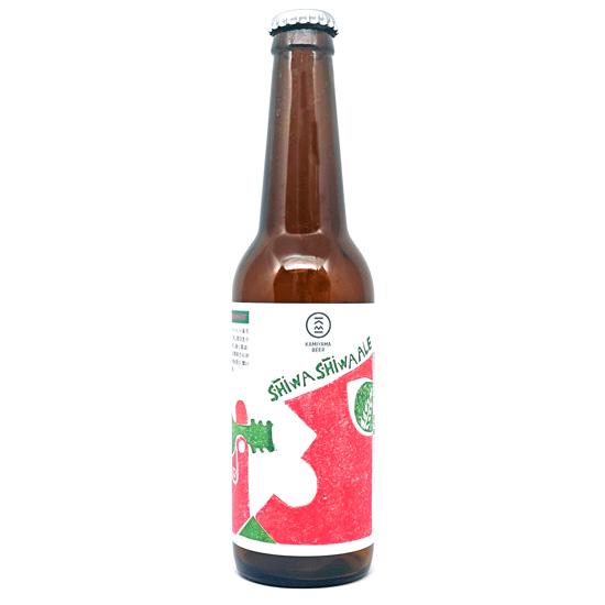 SHIWA SHIWA ALE(Kamiyama Wheat) 5% ABV