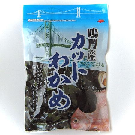 八百秀 カットわかめ【鳴門産】 50g