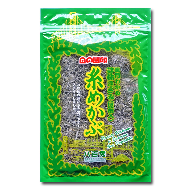 糸めかぶ(昆布入) 80g