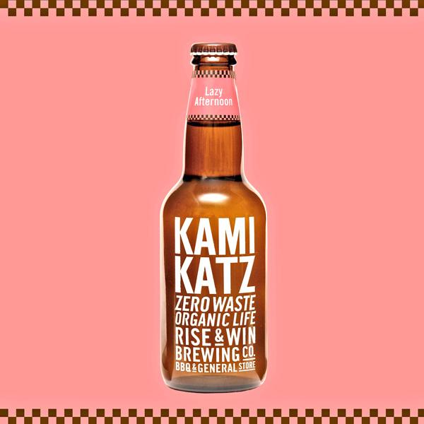 カミカツビール LazyAfternoon