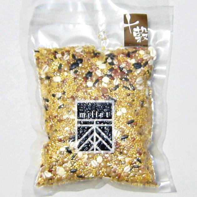 ミレット オリジナル十穀ミックス 200g