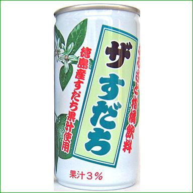 JA ザすだち 190g缶
