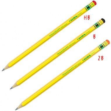 テマグラフ鉛筆 12本入りのイメージ1