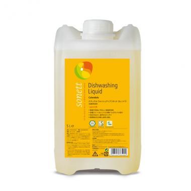 ナチュラルウォッシュアップリキッド カレンドラ(食器用洗剤) 5L(詰替用)◆のイメージ1