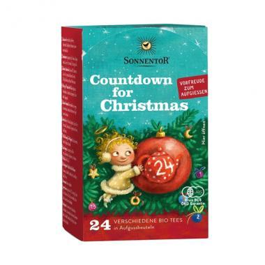 クリスマスカウントダウンのお茶(旧アドベントのお茶)◆のイメージ1
