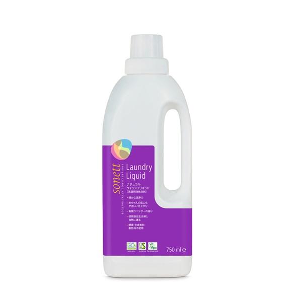 ナチュラルウォッシュリキッド 750ml (洗濯用液体洗剤) |SNN5619
