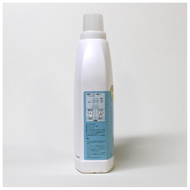 ナチュラルウォッシュリキッド センシティブ 2L (洗濯用液体洗剤)のイメージ2
