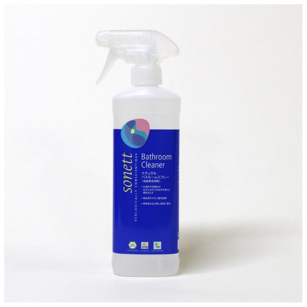 ナチュラルバスルームスプレー(浴室用洗浄剤) 500mlのイメージ1